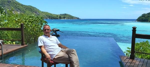 Burak Aydin, Resort Manager at JA Enchanted Island Resort