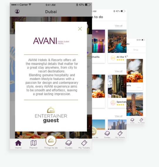Features that benefit both your hotel and your guests
