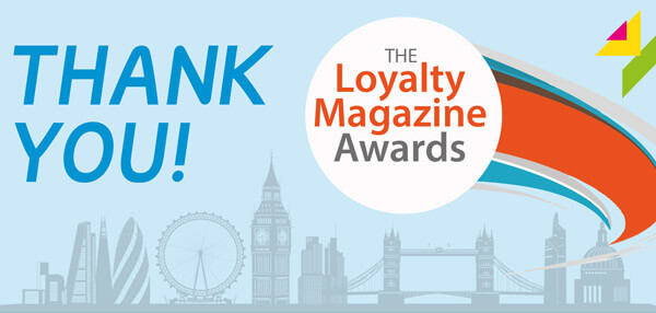 The ENTERTAINER wins at the Loyalty Magazine Awards