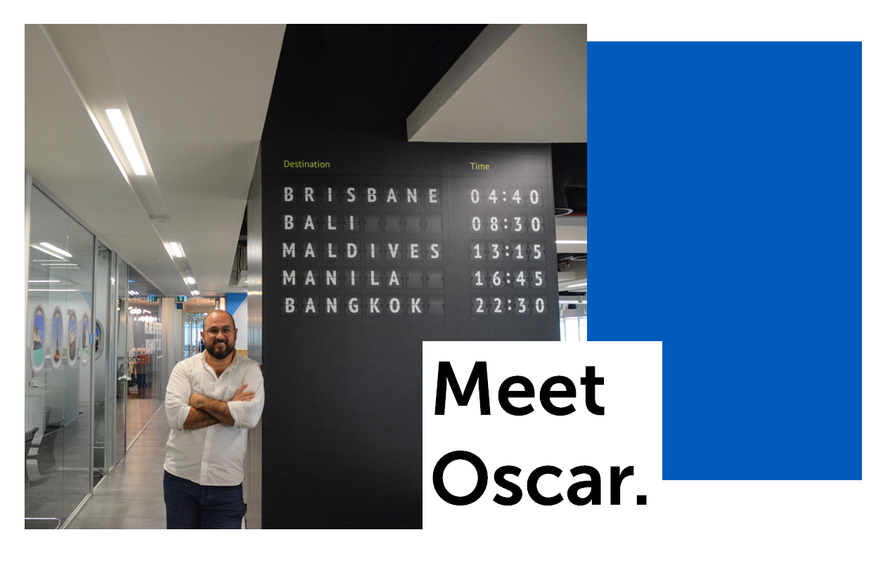 We Are ENTERTAINER: Meet Oscar