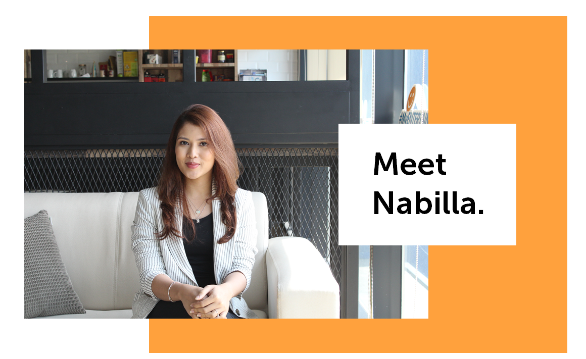 We Are ENTERTAINER: Meet Nabilla