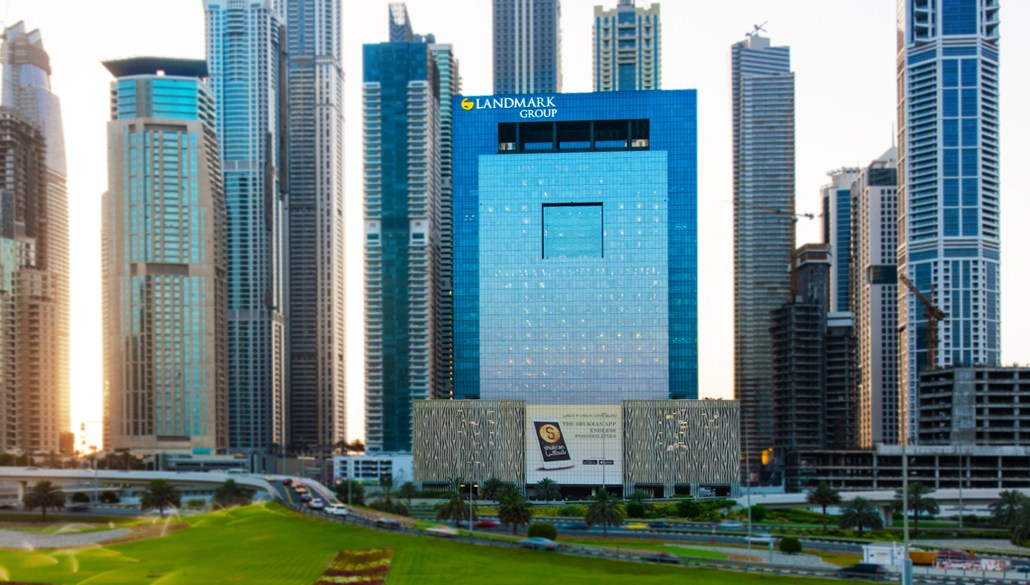 The ENTERTAINER's growing team relocates to the Landmark Tower